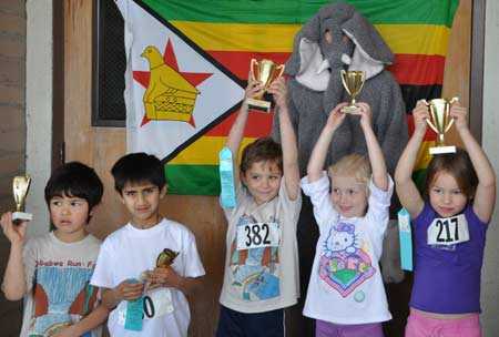 Zimbabwe Kinder winners 2011